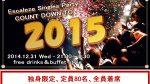 2014/12/31カウントダウンパーティー開催告知