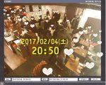 満席続き!2月3日(金)、4日(土)エスカルゼ店内