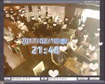 2月10日(金)雪の日にも満席!