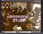 2月25日(土)満員御礼♪
