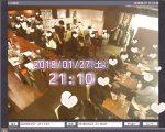 2018年1月27日(土)エスカルゼ店内