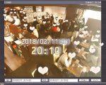 2018年2月11日(土)満員御礼♪