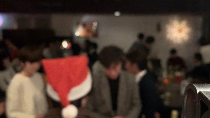 『平成最後のクリスマス』二日連続開催Party報告