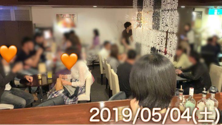 2019年5月4日(土)連日大盛況!