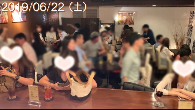 2019年6月22日(土)入店のタイミング