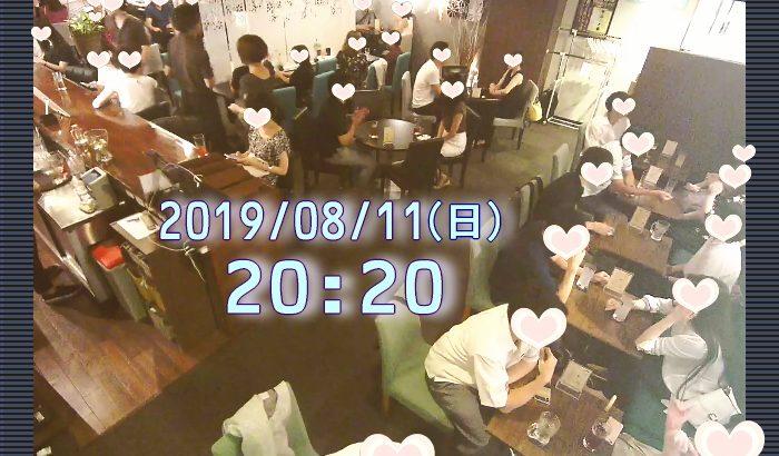 2019年8月11日大盛況店内紹介!!